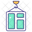 Panel Cell Energy Icon