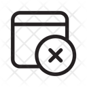Panel Error Icon