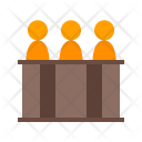 Panel Judges Icon