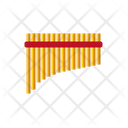 Panflute Flute Wind Icon