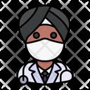 Doctor Avatar Man Icon