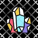 Panna Crystal Crystal Zodiac Icon