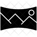 Panorama Wallpaper Background Icon