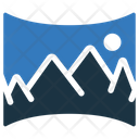 Panorama Picture Image Icon