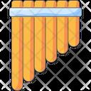 Panpipe Icon