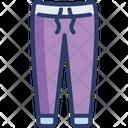 Clothing Exercise Pant Icon
