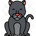 Panther Animal Wildlife Icon