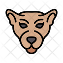 Panther Cat Zoo Icon