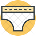 Pantie Underpants Underclothes Icon