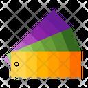 Color Fan Paint Icon