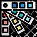 Pantone Palette Color Icon