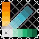 Pantone Color Theme Icon
