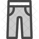 Pants Trousers Cloth Icon