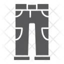 Pants Clothing Casual Icon