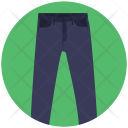 Pants Trousers Jeans Icon
