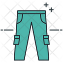Ipants Pants Clothes Icon