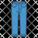 Pants Fashion Clothes Icon