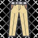Pants Color Icon