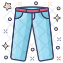 Jeans Pants Apparel Icon