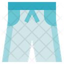 Fitness Gym Pants Icon