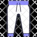 Pants Apparel Sweatpants Icon