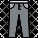 Pants Cloth Clothe Icon