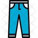 Pants Cloth Clothe Icon