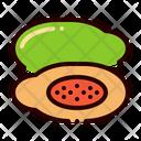 Fruit Food Papaya Icon