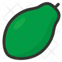 Papaya Fruit Icon