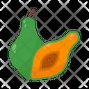 Papaya Icon