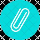 Paper Clip Attachment Icon