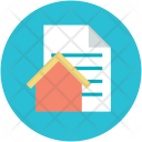 Paper Property Doxcument Icon