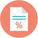 Paper Agreement Letter Icon