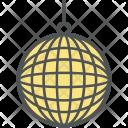 Paper Lantern Lamp Icon