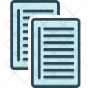 Paper Document File Icon