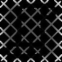 Ui Paper File Icon