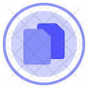 Paper Note Document Icon