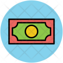 Paper Money Currency Icon