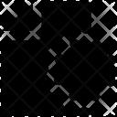 Paper Cog Setting Icon