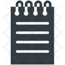 Paper Document Note Icon