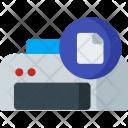 Paper Error Icon