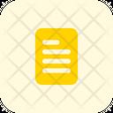 Paper Document File Icon