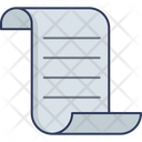 Paper Sheet Document Icon