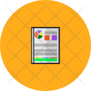 Paper Business Tool Icon