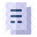 Paper Education Write Icon