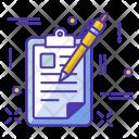 Paper Wark Pen Icon