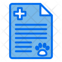 Paper Document Report Icon