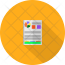 Paper Note Finance Icon