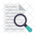 Paper Document And Icon
