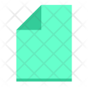 Paper List Format Icon